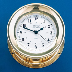 Weems and Plath 400500 Quartz Clock