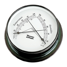 Weems and Plath 490900 Endurance Black Pearl 085 Comfortmeter