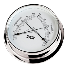 Weems and Plath 540900 Chrome Endurance 125 Comfort Meter