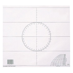 Weems & Plath 5910 Universal Plotting Sheets