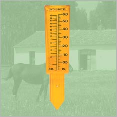 Chaney Instrument 00840 Deluxe Rain Gauge