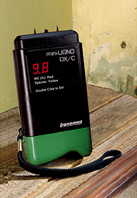 Lignomat DX/C D-1 Mini-Ligno for Wood and Non-Wood Building Materials