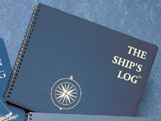 Weems & Plath 797 The Ship�s Log