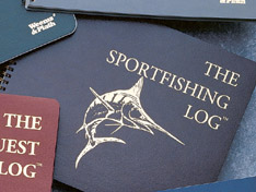 Weems & Plath 803 The Sportfishing Log
