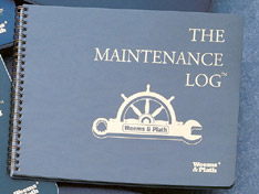 Weems & Plath 804 The Maintenance Log