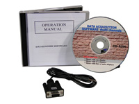 General Tools LSFT_KIT Software Kit & Cable