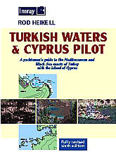 Weems & Plath 852884818 Turkish Waters & Cyprus Pilot