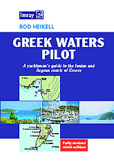 Weems & Plath 852885342 Greek Waters Pilot