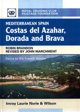 Weems & Plath 852886217 Mediterranean Spain - Costas del Azahar, Dorada, and Brava