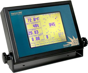Columbia Weather Systems 8170-A-1 Weather Display Console