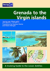 Weems & Plath 852886802 Grenada to the Virgin Islands Pilot