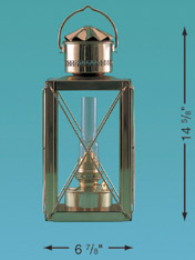 Weems & Plath 8803/O Cargo Lamp