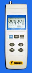 General Tools DPH208R Digital pH Meter w/ RS232 Output