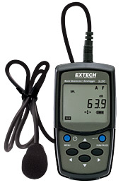 Extech Instruments SL355 Personal Noise Dosimeter/Datalogger w/ Free UPS