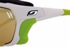 Julbo Trek Zebra White/ Lime Green