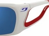 Julbo Pipeline Polarized 3+ White/ Blue/ Red