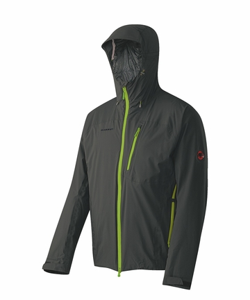 Mammut Mens Marangun Jacket Black (Autumn 2012)