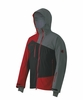 Mammut Mens Rotondo Jacket Black/ Inferno