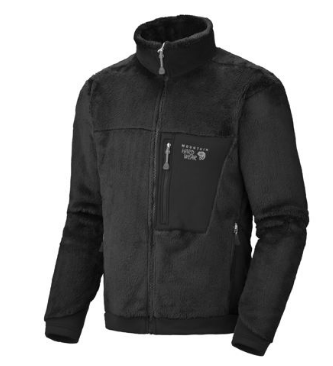 Mountain Hardwear Monkey Man Jacket Black (Past Season)
