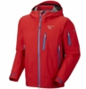 Mountain Hardwear Mens Jovian Jacket Cherry Bomb (Autumn 2012)
