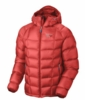 Mountain Hardwear Mens Hooded Phantom Jacket Cherry Bomb (Autumn 2012)