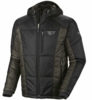 Mountain Hardwear Mens Hooded Compressor Jacket Black/ Shark (Autumn 2012)