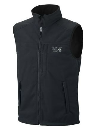 Mountain Hardwear Mountain Tech Vest Black/ Black (Autumn  2013)