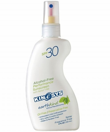 Kinesys SPF 30 Fragrance Free Spray 4oz