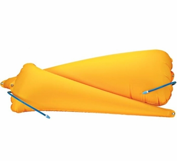 Seattle Sports Full Sea Kayak Float Set Yellow