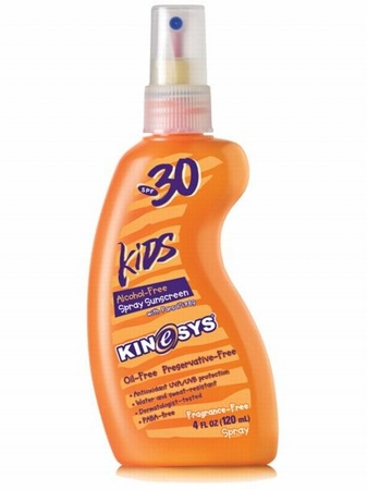 Kinesys Kids SPF 30 Oil-Free Spray 4oz