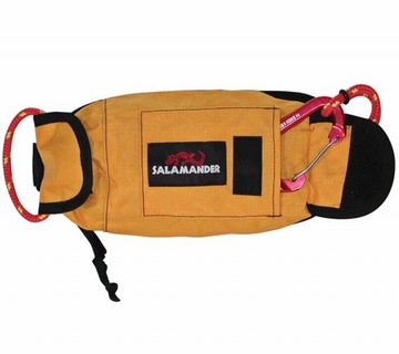 Salamander Guide Throw Bag with Polypropylene