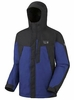 Mountain Hardwear Mens Exposure Parka Blue Chip/ Black (Close Out)