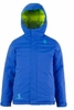 Scott Kids Icecap Jacket Cobalt/ Cobalt Gradient