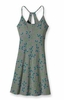 Patagonia Womens Spright Dress Josette Stamp: Feather Grey Heather (Spring 2013)