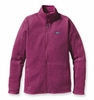 Patagonia Womens Better Sweater Jacket Rubellite Pink (Spring 2013)