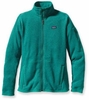 Patagonia Womens Better Sweater Jacket Teal Green (Spring 2013)