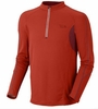 Mountain Hardwear Elmoro Long Sleeve Zip State Orange (Autumn 2013)