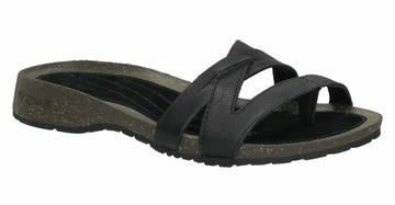 Teva Womens Cabrillo Toe Post Black (2012)