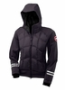 Canada Goose Womens Hybridge Hoody Black (Autumn 2012)