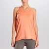 Lole Womens Warm-Up Tank Top Fusion Coral (Spring 2013)