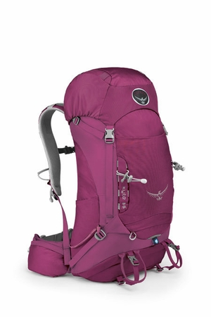 Osprey Womens Kyte 36 Rose Red