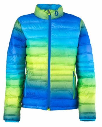 Scott Womens Centric Jacket Cobalt Gradient