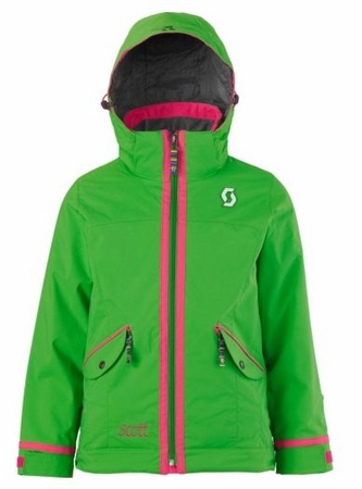 Scott Girls Crystalline Jacket Grass