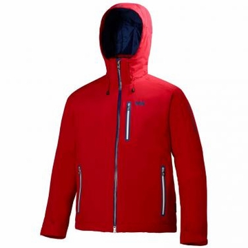 Helly Hansen Mens Motion Jacket Red (Autumn 2012)