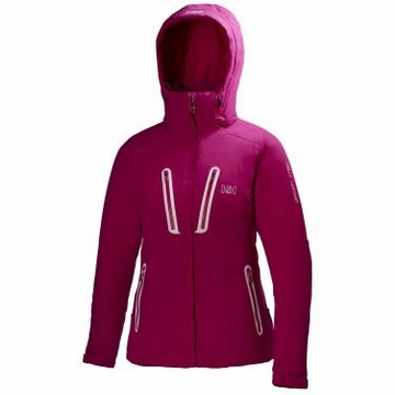 Helly Hansen Womens Motion Jacket Hot Pink (Autumn 2012)