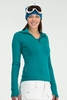 Icebreaker Womens BF260 Tech Top Emerald (Autumn 2012)