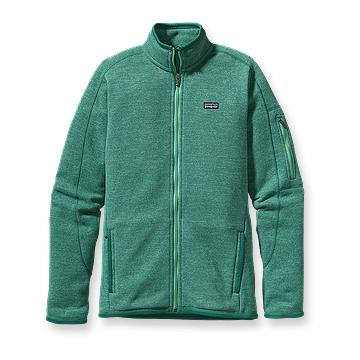 Patagonia Womens Better Sweater Jacket Light Aquarium (Autumn 2012)