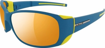 Julbo Montebianco Zebra Matt Blue/ Yellow