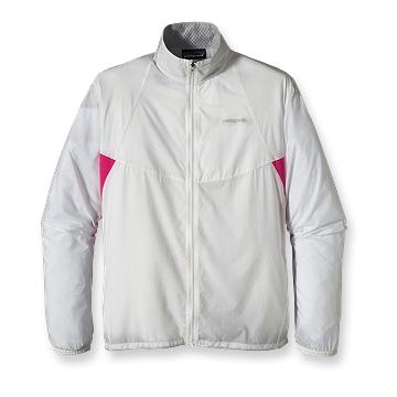 Patagonia Womens Nine Trails Jacket White (Spring 2012)