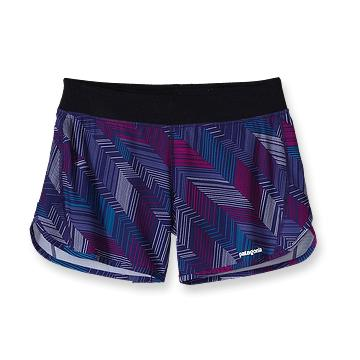 Patagonia Womens Nine Trails Shorts Reverb: Deep Purple (Spring 2012)